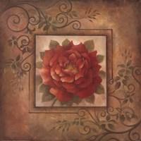 "Sacred Rose I by Elaine Vollherbst-Lane - 20"" x 20"" - $15.99"