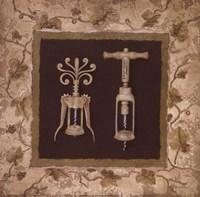 "Wine Divine IV by Jane Carroll - 6"" x 6"""
