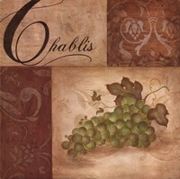 Chablis Grapes Fine Art Print