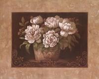 Garden Peonies II Fine Art Print
