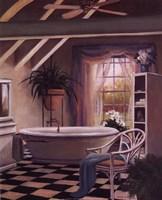 Bathroom IV Fine Art Print