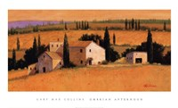 "Umbrian Afternoon by Gary Max Collins - 39"" x 24"""