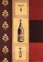 Wine Study I Fine Art Print