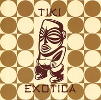 Tiki Exotica Fine Art Print