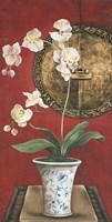 Gold Medallion Fine Art Print