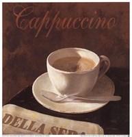 Cappuccino Cup Fine Art Print