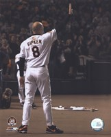 Cal Ripken Jr. - Last Game Waving Fine Art Print
