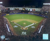 Yankee Staduim - 2000 World Series Fine Art Print