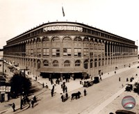 Ebbets Field - Outside #1 Fine Art Print