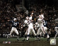 Johnny Unitas Fine Art Print