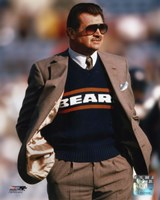 Mike Ditka - Coach Fine Art Print