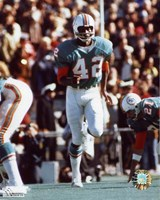 Paul Warfield - Action Fine Art Print