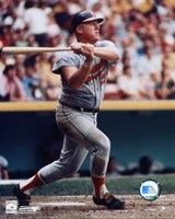 Boog Powell - Batting Fine Art Print