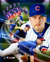 Kerry Wood - Portrait Plus Fine Art Print