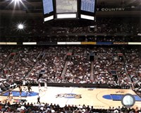 "Wachovia Center (NBA) by Angela Ferrante - 10"" x 8"""