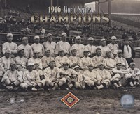 1916 World Series Champion Red SoxTeam Fine Art Print