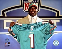 2005 - Ronnie Brown Draft Day Fine Art Print