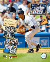 "Alex Rodriguez - Scrapbook '05 by Angela Ferrante - 8"" x 10"""
