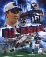 Eli Manning - '05 Portrait Plus Fine Art Print
