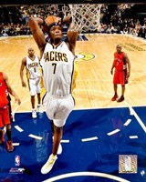 Jermaine O'Neal - '05 / '06 Action Fine Art Print