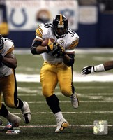 Jerome Bettis - '05 / '06 Action Fine Art Print