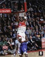 "Kobe Bryant - `06 ASG / Action by Angela Ferrante - 8"" x 10"", FulcrumGallery.com brand"