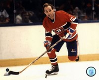 Guy Lafleur - Action Fine Art Print