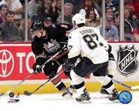 "Alexander Ovechkin / Sidney Crosby '05 - '06 Group Shot by Angela Ferrante - 10"" x 8"" - $12.99"