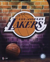 Lakers - 2006 Logo Fine Art Print
