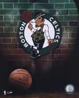 Celtics - 2006 Logo Fine Art Print