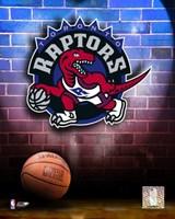 "Raptors - 2006 Logo by Angela Ferrante - 8"" x 10"""