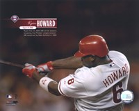 "10"" x 8"" Ryan Howard"
