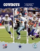 "2006 - Cowboys ""Big 3"" Fine Art Print"