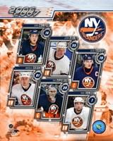 '06 / '07- Islanders Team Composite Fine Art Print