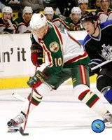 Marian Gaborik '06 '07 Away Action