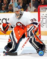 Rick DiPietro - '06 / '07 Away Action Fine Art Print