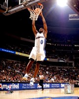 Gilbert Arenas - '06 / '07 Action Fine Art Print