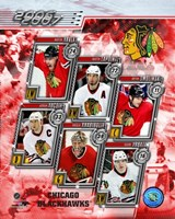 "8"" x 10"" Chicago Blackhawks Pictures"