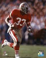 Roger Craig -  Action Fine Art Print