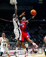 Cuttino Mobley - '06 / '07 Action Fine Art Print
