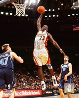 Jason Richardson - '06 / '07 Action Fine Art Print