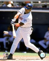 Tony Gwynn - 1999 Batting Action Fine Art Print