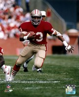 Roger Craig - 1988 Action Fine Art Print