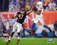 Kelvin Hayden Super Bowl XLI Action (#18) Fine Art Print