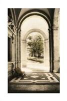 Portico Fine Art Print