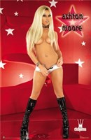 Club Jenna - Ashton Moore - Hotpants Wall Poster