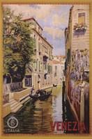 Venezia Wall Poster