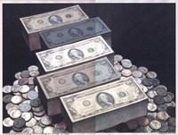 Money Fine Art Print