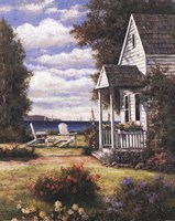 "Scenic View by T.C. Chiu - 16"" x 20"""