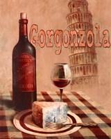 Gorgonzola - Pisa Fine Art Print